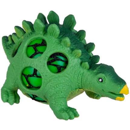 """Игрушка-антистресс Bondibon """"Динозавр. Кентрозавр"""""""