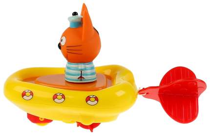 Игрушка для ванны Три кота. Коржик 6 см