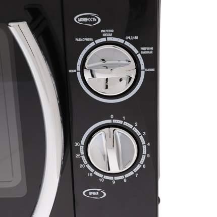 Микроволновая печь соло Centek CT-1580 Black