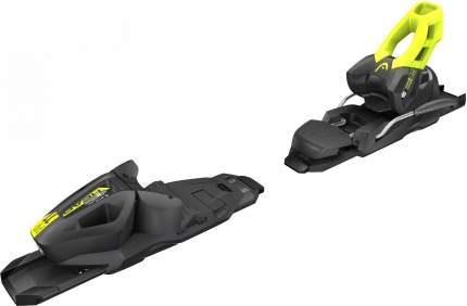 Горные лыжи Head V-Shape V8 + PR 11 GW 2020, black/yellow, 156 см