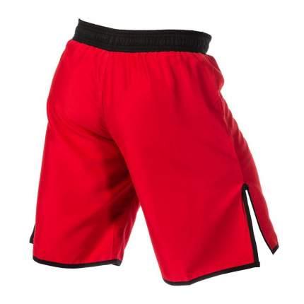 Шорты для единоборств Century ММА красные, S, 155-178 см