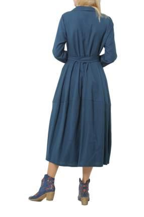 Платье женское KATA BINSKA NADIN 190821 синее 48 EU
