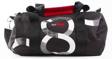 Сумка Bio8 черная/красная