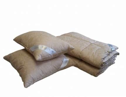 Всесезонное двухспальное одеяло SleepMaker Eastern dreams 172x205см Лебяжий пух (иск.)