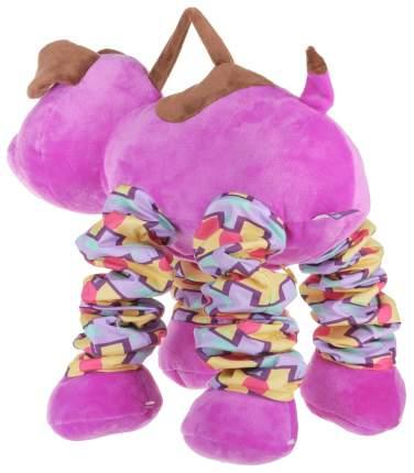 Мягкая игрушка 1 Toy Пружиножки Голубой Щенок