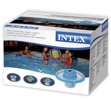 Плавающая светодиодная подсветка для бассейнов intex, арт, 28690, Интекс
