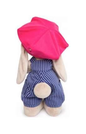 Мягкая игрушка Budi Basa Зайка Ми в комбинезоне с кепкой StS-258