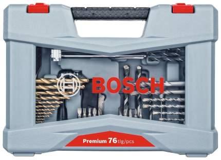 набор принадлежностей Bosch Premium Set-76