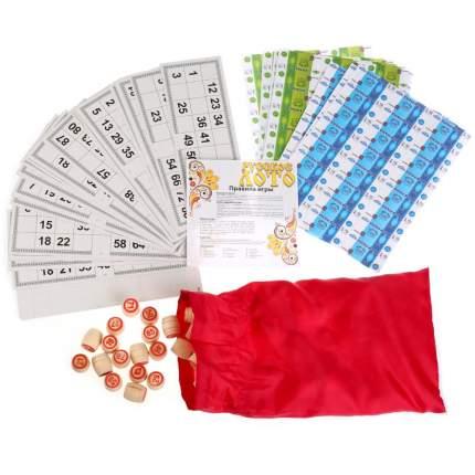 Семейная настольная игра Умка Русское лото с деньгами