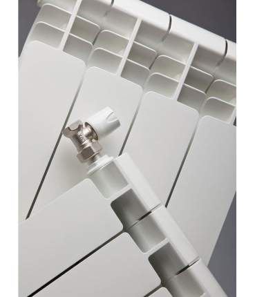 Радиатор алюминиевый Global 433x640 Iseo 350 8