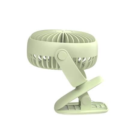 Настольный вентилятор Baseus Box clamping Fan Tea Green
