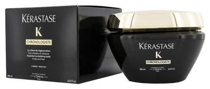 Ревитализирующая маска Kerastase Chronologiste Essential Balm Treatment 200 мл