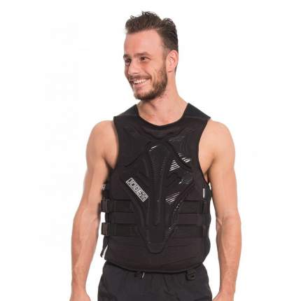 Гидрожилет мужской Jobe 2019 Molded Jet Vest, black, L/XL