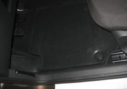 Коврики салона Rival для Volkswagen Polo V седан 2010-н.в., полиуретан, 5 шт., 15804003