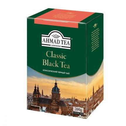 """Чай Ahmad """"Classic Black Tea"""", черный листовой чай, 200 гр"""