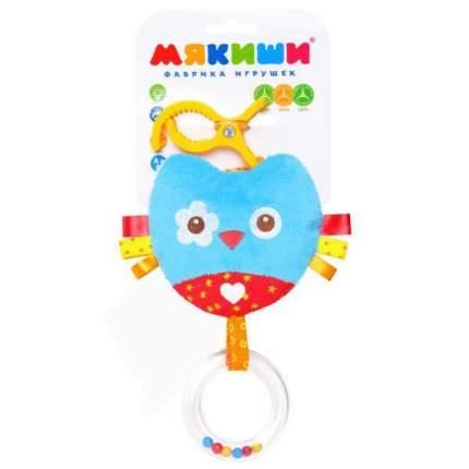 Мякиши Мягкая игрушка подвеска шумякиши сова Мякиши Р81876