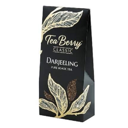 Чай Чайная коллекция дарджилинг черный байховый крупнолистовой 100 г