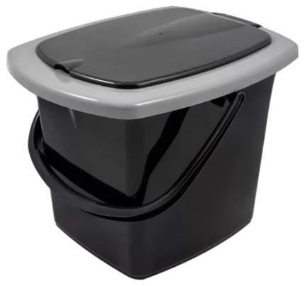 Ведро-туалет Plast Team, 16л, со съемной крышкой