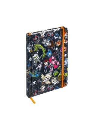 Блокнот Tokidoki&Overwatch Heroes Pattern Notebook