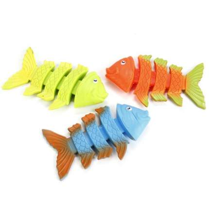 Игровой набор из 3 рыбок для ныряния Shantou Gepai B1576611