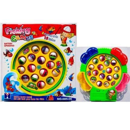 Игровой набор Shantou Gepai Рыбалка 19 предметов, B416612