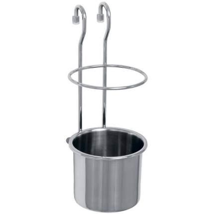 Держатели для столовых приборов на рейлинг NADOBA 701131 металл