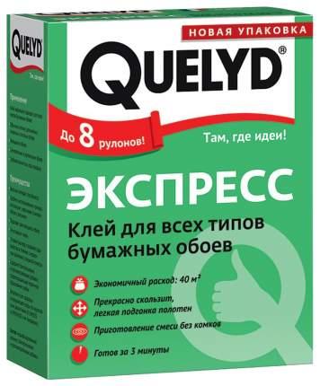 Клей QUELYD экспресс (0,25 кг)