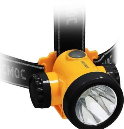 Туристический фонарь Космос KOCH3WLi-O желтый, 1 режим