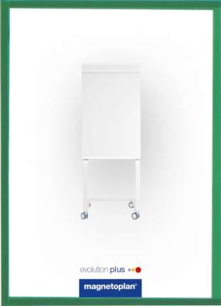 Конверт с магнитной рамкой Magnetoplan 11 304 05 зеленый 5 шт