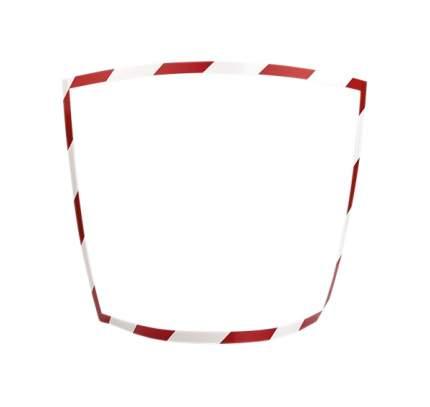 Конверт с магнитной рамкой Magnetoplan Safety 11 314 46 бело-красный 5 шт