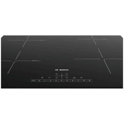 Встраиваемая варочная панель индукционная Bosch PUE611FB1E Black