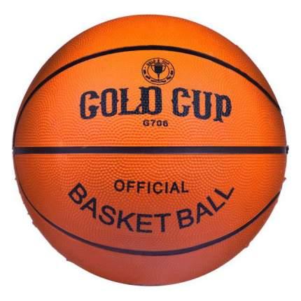 Баскетбольный мяч TSS Fortune Co. Ltd Gold Cup T 4606 №7 orange