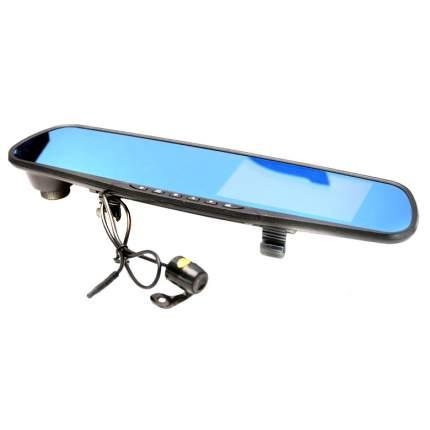 Салонное зеркало заднего вида с регистратором Dunobil Spiegel Duo
