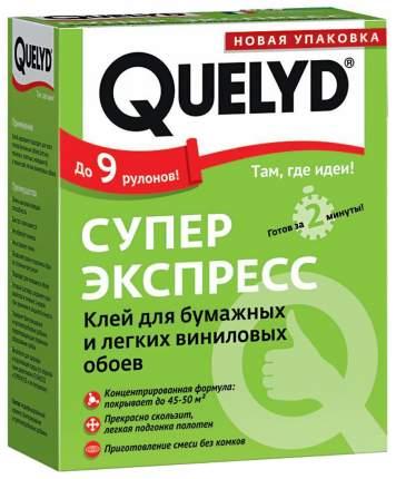 Клей QUELYD супер экспресс (0,25 кг)