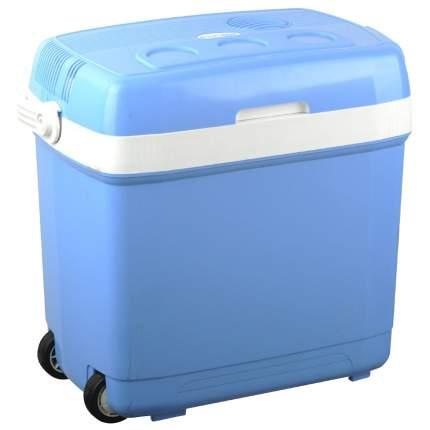 Автохолодильник AVS 280015 голубой, белый