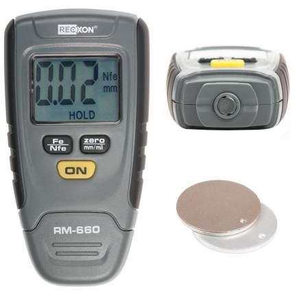 Толщиномер Recxon RM 660 TYRTRL50