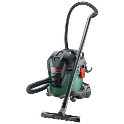 Пылесос строительный Bosch UniversalVac 15 06033D1100 Зеленый, серый