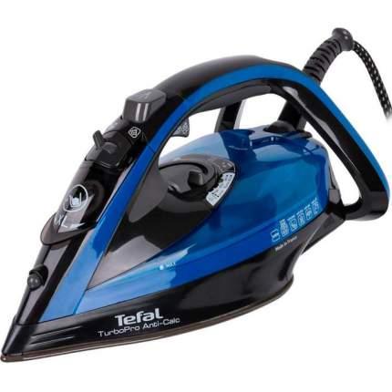 Утюг Tefal TurboPro Anti-Calc FV5648 Blue/Black
