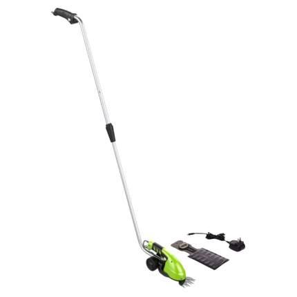 Аккумуляторные садовые ножницы Greenworks 3,6V GW 1600207