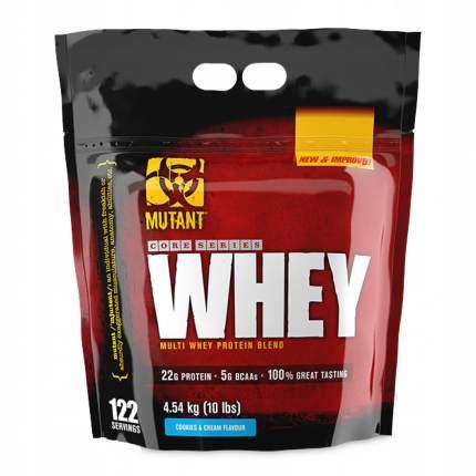 Протеин Mutant Whey 4540 г Triple Chocolate
