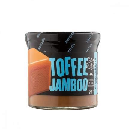 Сливочный крем Mr. Djemius Zero 290 г Toffee Jamboo