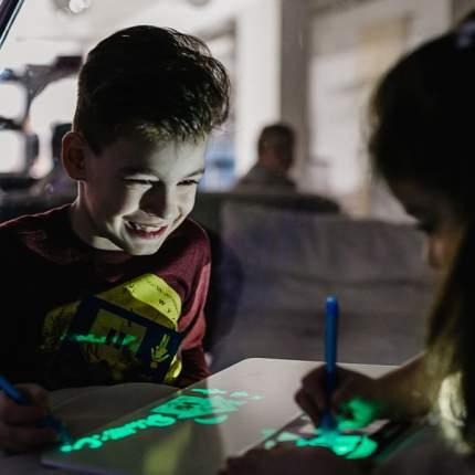 Набор для творчества Световые картины - Рисуй светом А3 Премиум