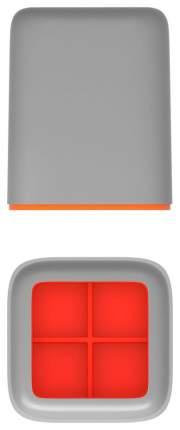 Подставка пластиковая для пишущих принадлежностей ErichKrause® Forte, серый