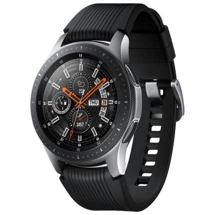 Смарт-часы Samsung Galaxy Watch 46mm Silver/Black (SM-R800NZSASER)
