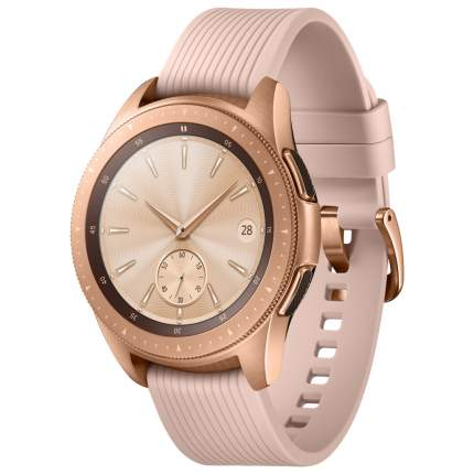 Смарт-часы Samsung Galaxy Watch 42mm Gold/Pink (SM-R810NZDASER)