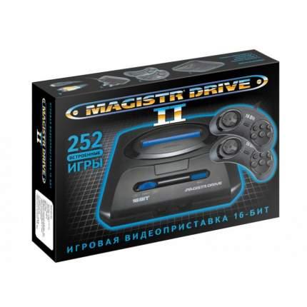 Игровая приставка Magistr Drive 2 252 игры (SMD2-252)