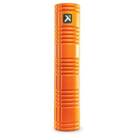 Ролик для йоги и пилатеса Trigger Point Grid 1.0, оранжевый 350228