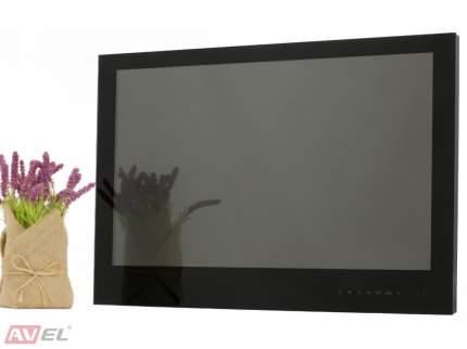 Встраиваемый Smart телевизор для кухни AVEL AVS240WS Black