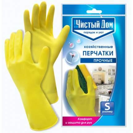 Перчатки хозяйственные S ГринБэлт