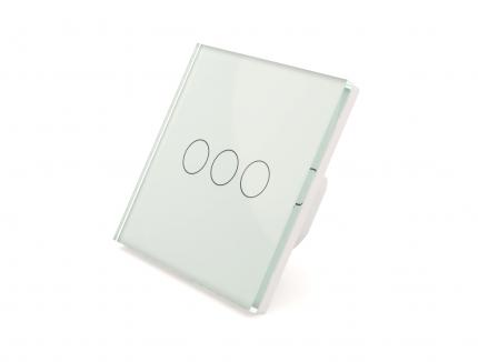 Умный Выключатель Sibling Powerlite-WS3W, 3 кнопки (белый)